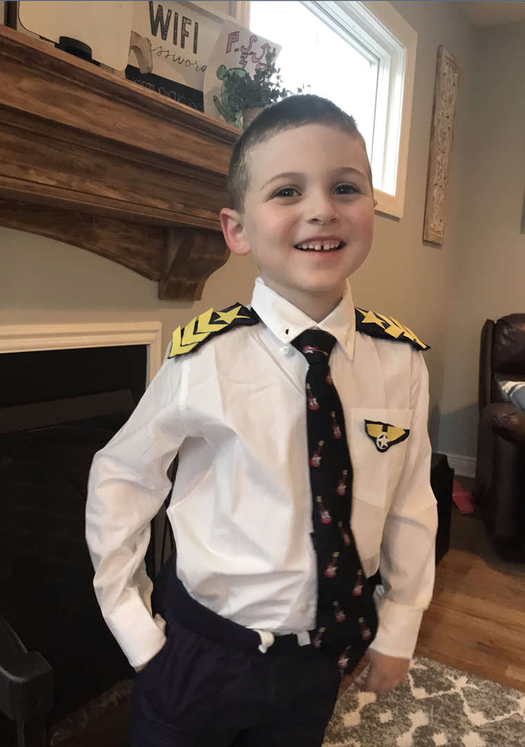 Here is a future pilot
