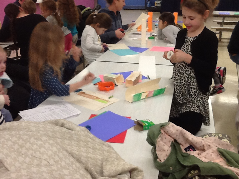 cutting and pasting to construct a bridge